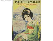 Present-day Japan : English supplement of the Osaka Asahi and the Tokyo Asahi